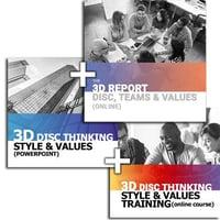 Teams & Values Training Course Bundle #1