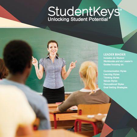 StudentKeys Leader's Binder