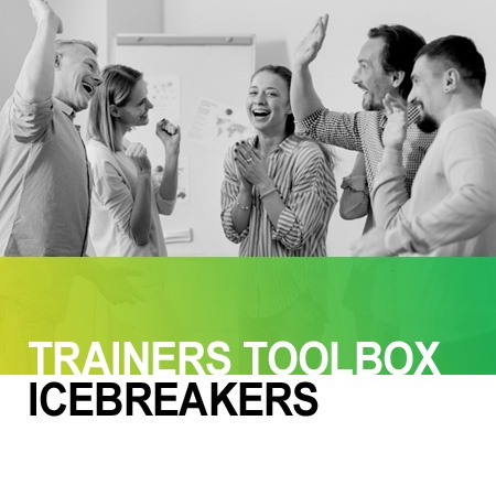 Trainer's Toolbox: Icebreakers