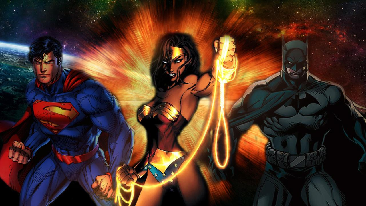 The D Style - Natural Superheroes