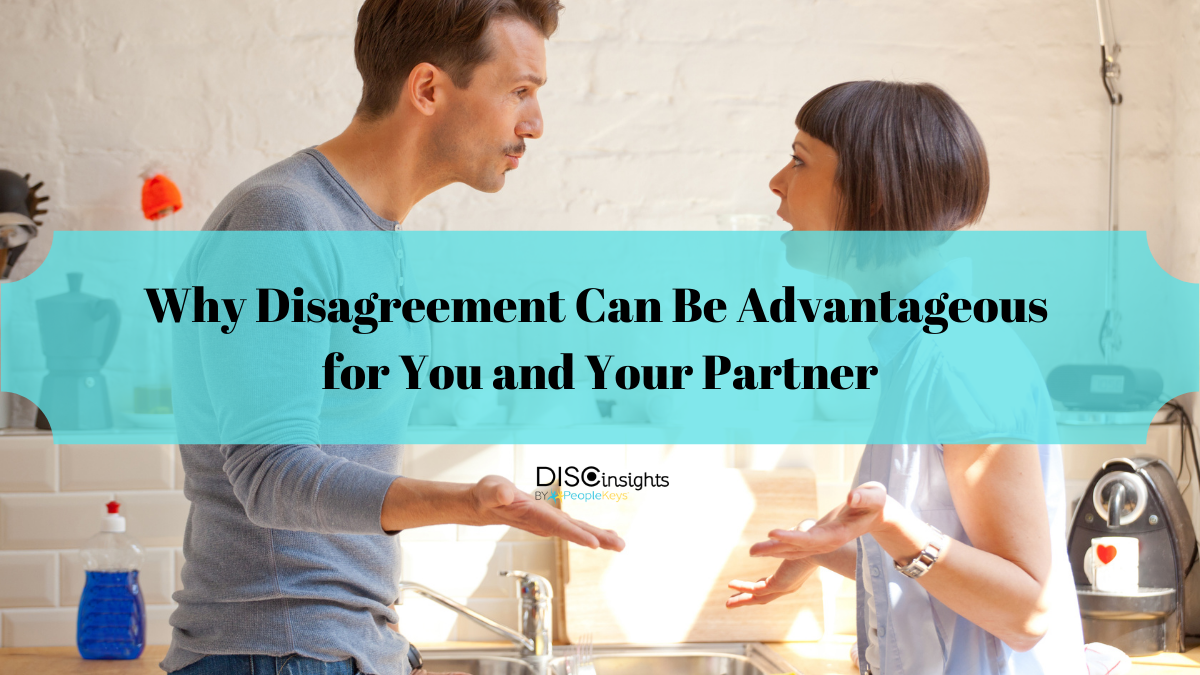 Why Disagreement Can Be Advantageous for You and Your Partner